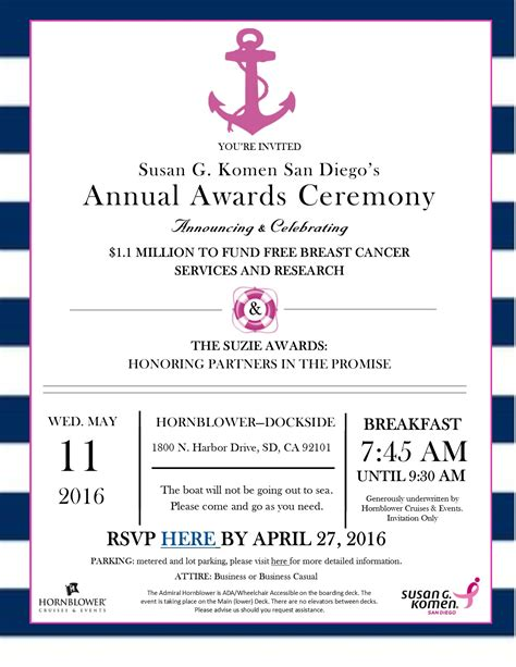 Award Ceremony 2016  Susan G Komen San Diego. Apartment Maintenance Checklist Template. Wedding Program Template Free. Hair Design Pictures. Easy Lesson Plan Template. Best Surgical Tech Resume Sample. Rice University Graduate Programs. Free Business Card Template Psd. Table Of Organization Template