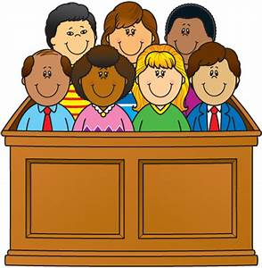 Jury Box Clipart - Clipart Suggest