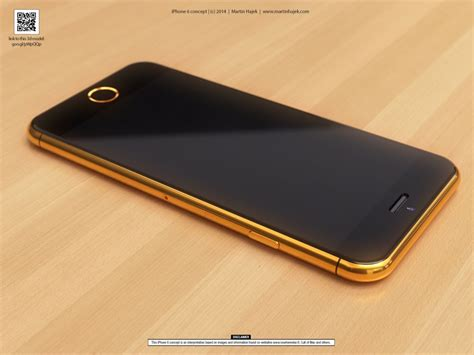 gold iphone gold iphone 6 is eye concept phones