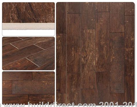 cabot porcelain tile redwood series