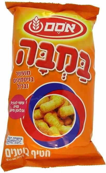 Bamba Peanut Osem Snack Israeli Junk Some