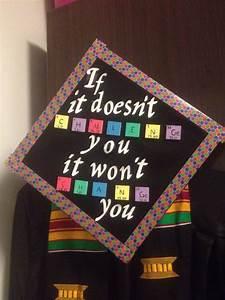 Because I gradu... Chemistry Graduation Quotes