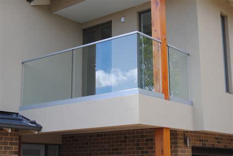 glass balustrades  melbourne frameless impressions