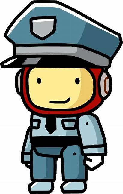 Scribblenauts Uniform Policeman Wiki Wikia