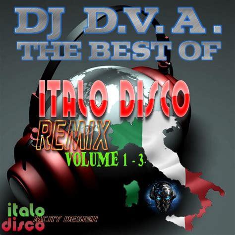 Va  Dj Dva  The Best Of Italo Disco Volo2 [ 2o12