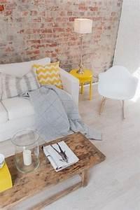1000 idees sur le theme canapes blancs sur pinterest With idee deco cuisine avec mobilier scandinave vintage pas cher