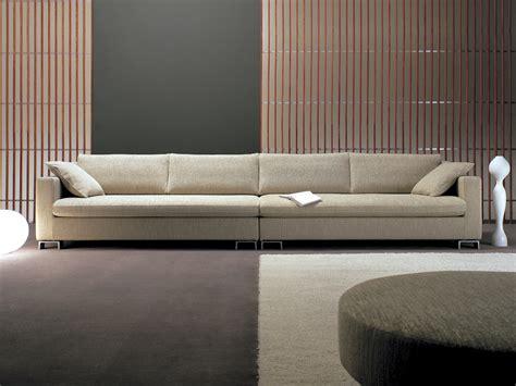 canapé cuir natuzzi bridge divano a 4 posti by i 4 mariani design luca scacchetti