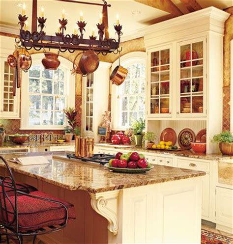 perfect red country kitchen cabinet design ideas for cottage kitchens pinterest kupfer französischer