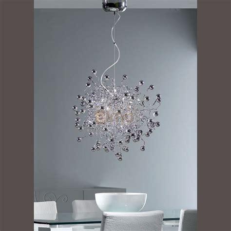 dictionnaire de cuisine lustre moderne boules de verre métal atomic