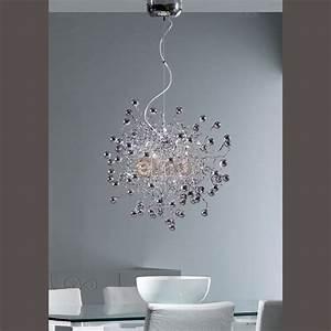 Lustre Design Salon : lustre moderne ~ Teatrodelosmanantiales.com Idées de Décoration