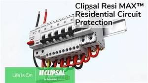 Clipsal Resi Max U2122 Residential Circuit Protection