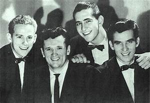 WHITE DOO-WOP COLLECTOR: RONNIE HAWKINS and THE HAWKS Mary Lou