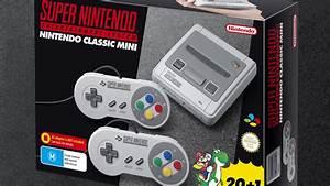 JB Hi FI Now Taking Nintendo Classic Mini SNES Preorders