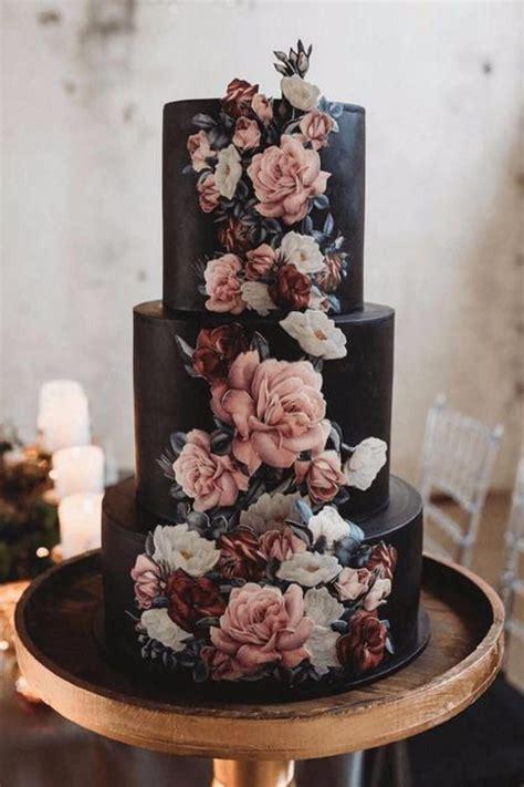 dusty rose burgundy and dark grey vintage wedding color