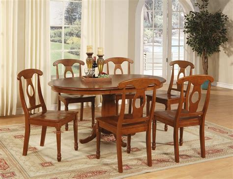 5 Oval Dining Room Sets by 5 Pc Oval Dinette Dining Room Set Table And 4 Chairs Ebay
