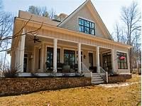 house plans with wrap around porch Wrap around adobe homes, farmhouse plans southern house ...