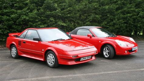 Toyota Mr2 Retro Road Test Summer Special  Motoring Research