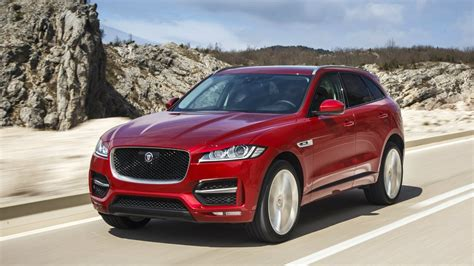 2019 Jaguar F-PACE: Overall Enhancements and SVR Trim ...