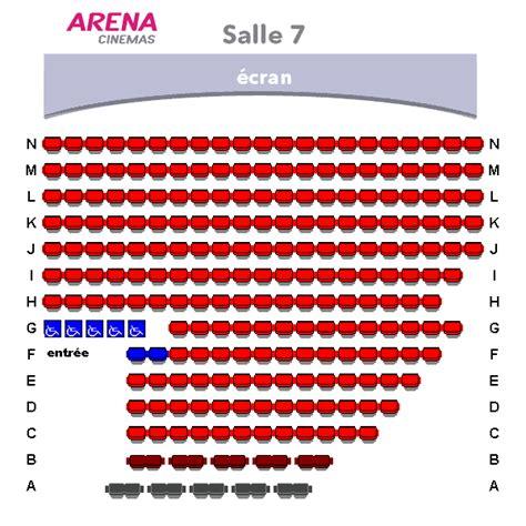 arena geneve plan salle achat billets