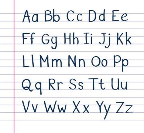number names worksheets  case alphabet chart