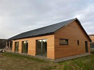 Prix Maison En Bois En Kit : maison ossature bois en kit boismaison ~ Nature-et-papiers.com Idées de Décoration