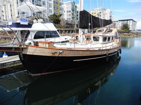 hans christian pilot house sail boat  sale www