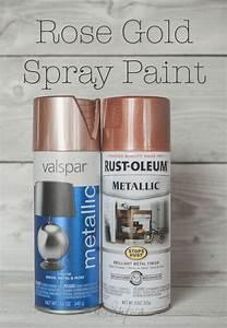 Wandfarbe Kupfer Metallic : rose gold spray paint gl ser kupfer und wandfarbe farbt ne ~ Sanjose-hotels-ca.com Haus und Dekorationen