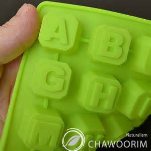 silicone moldsclay moldscandle molds alphabet letter With letter molds for baking