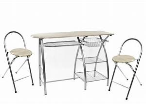 Hti line kuchenbar mit 2 stuhlen lindsey kaufen otto for Küchenbar mit 2 stühlen