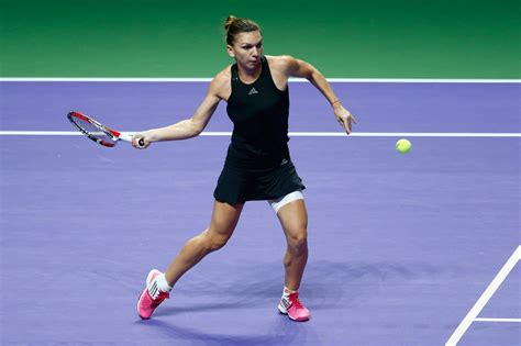 Simona Halep withdraws from WTA Finals with back injury | SI.com