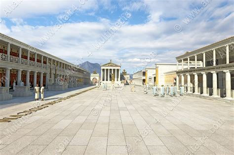 foto de The Forum of Pompeii Altair 4 EN