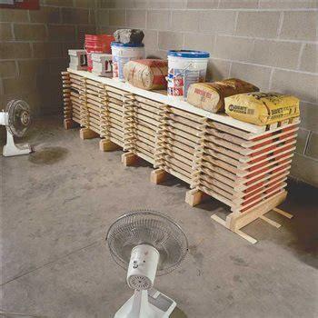 air drying lumber popular woodworking magazine