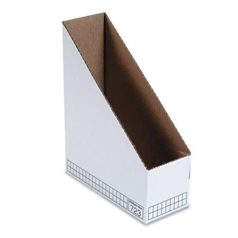 bankers box decorative magazine file 12 cardboard magazine files holders storage boxes