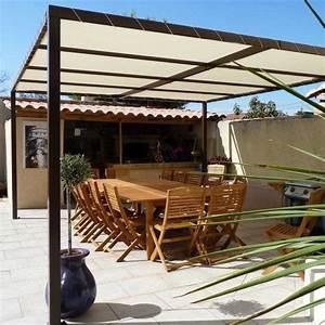 Toile Pour Terrasse : toile d ombrage pour terrasse beautiful voile duombrage ~ Premium-room.com Idées de Décoration