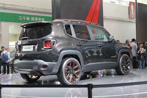 Jeep Renegade Forum Jeep Unveils Chinese Inspired