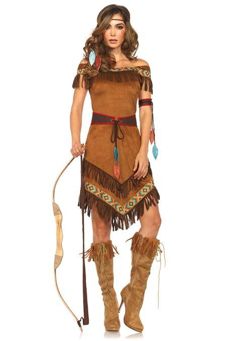 pocahontas kostüm erwachsene indianerin kost 252 m f 252 r frauen kost 252 me f 252 r erwachsene und