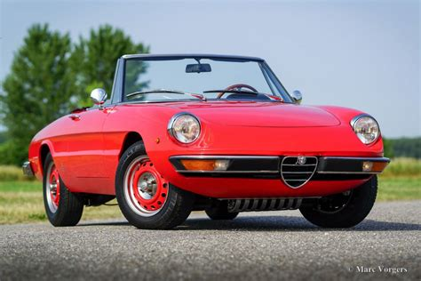 alfa romeo spider 1600 1975 welcome to classicargarage