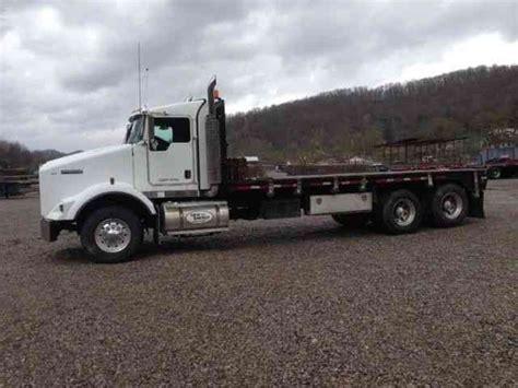 kenworth bed truck kenworth t800 2005 heavy duty trucks
