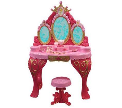disney princess vanity disney princess enchanted tales vanity qvc