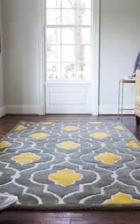 livingroom rug 29 stylish grey and yellow living room décor ideas digsdigs