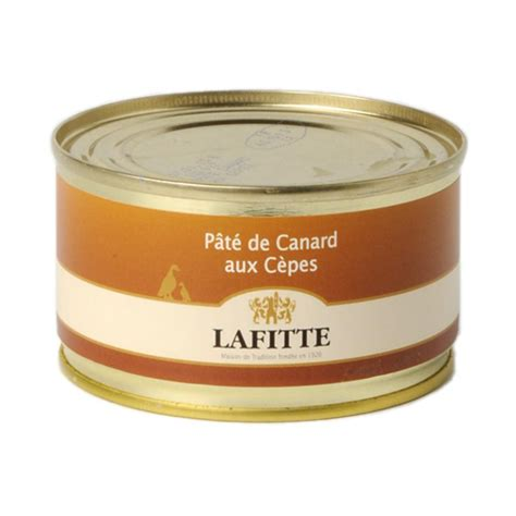 goose liver pate buy duck liver pate with ceps lafitte
