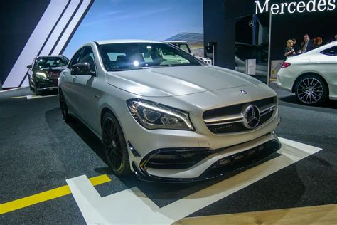 Image Gallery Mercedes Cla 2017