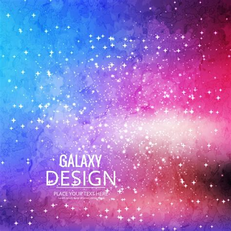 la galaxy colors color background about the galaxy vector free