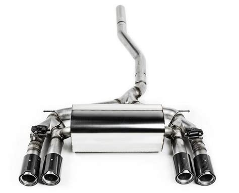 bmw m performance exhaust system f87 m2 exxel distributions