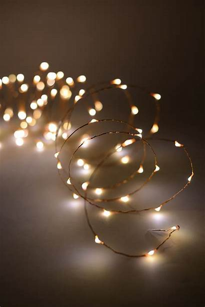 Fairy Lights Led Warm Lamp Branches Copper