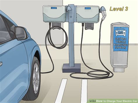 electric charge wikihow charger ways step