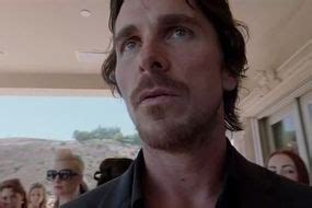 Christian Bale Looks Unrecognisable Steps Out With