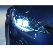 Headlights Halogen Vs Xenon LED Laser