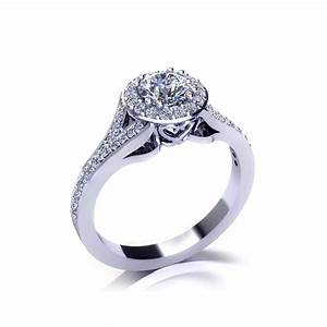 split halo engagement ring jewelry designs With split wedding ring