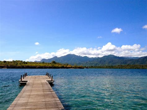 bali media info wisata pulau menjangan keindahan taman